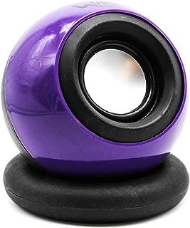 Unique Front Store GBT-19A Wireless/Bluetooth Speaker (Purple)