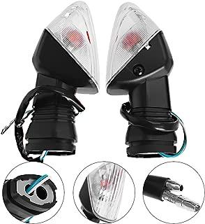 Front Rear Turn Signal Lights Blinker Indicator Lamp Clear Lens For KAWASAKI ZX-6RR KLE500 KLE 650 KLR650 ZX-6R 636 600 ZX-6RR Z750S