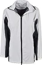 Etonic Golf- Ladies Solid Waterproof Rain Jacket