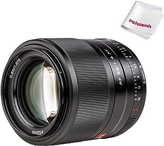 Viltrox 56mm F1.4 Autofocus Portrait-Length Lens Compatible with Fujifilm X-Mount APS-C-Format Mirrorless Designed Cameras