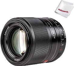 Viltrox 56mm F1.4 Autofocus Portrait Lens Compatible with Fujifilm X-Mount APS-C-Format Mirrorless Designed Cameras