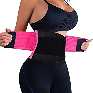 Women Weight Loss Waist Trainer, Xtreme Thermo Power Tummy Control Belt Corset