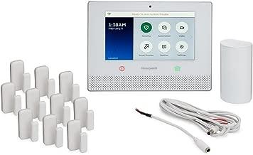 Honeywell Lyric Security System 10-1 Kit - 10 Door/Window Sensors, 1 Motion, & 8 Foot Cable