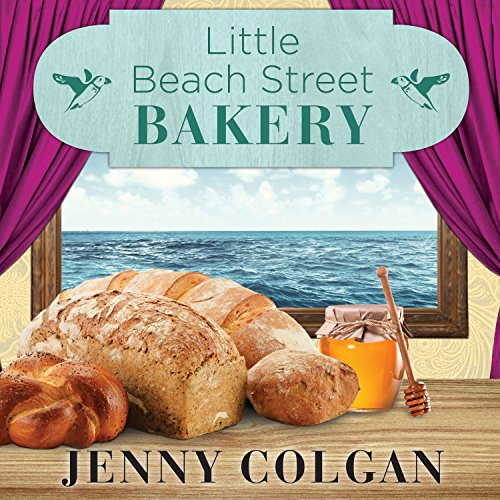 Little Beach Street Bakery audiobook cover art