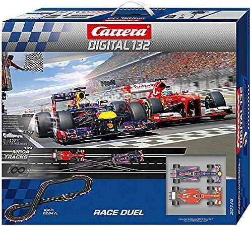 Carrera 20030175 - Spielbahnen, Rennbahnsystem Race Duel, 6.9 m