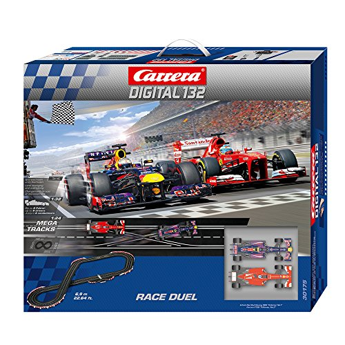 Carrera Digital 132 - 20030175 - Circuit De Voiture - Race Duel