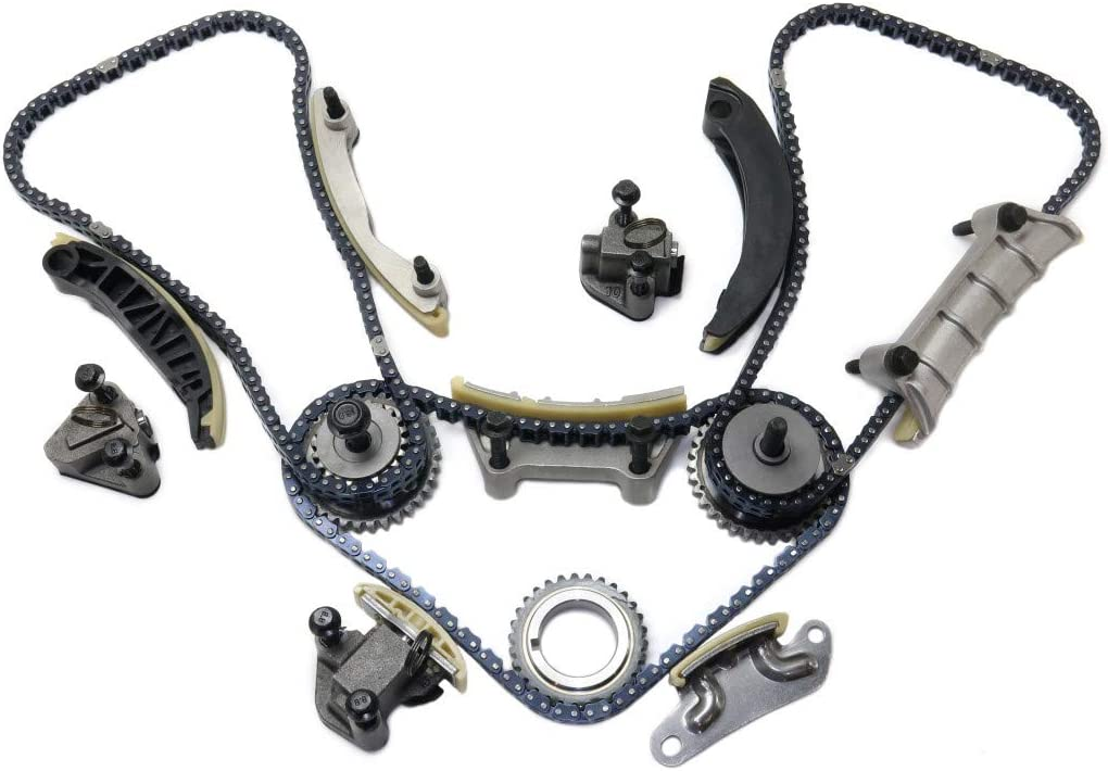 It is very popular For GMC Terrain Timing Arlington Mall Chain Cam Kit Dual Overhead 2010-2017