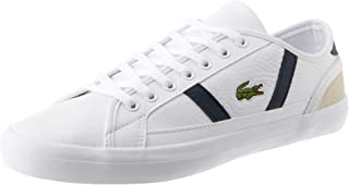 Lacoste Sideline 120 5 CMA Men's Sneakers, White/Off White