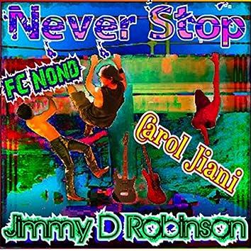 Never Stop (feat. Carol Jiani)