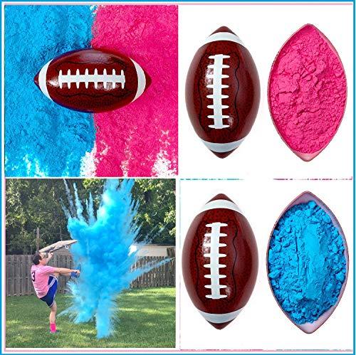 puff de pelota de futbol de la marca Simply Health