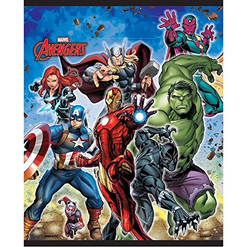 Avengers Goodie Bags (Set of 8)