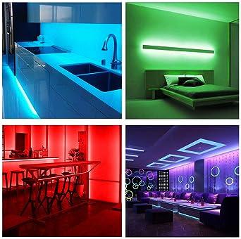 Explore Led Light Strips For Rooms Amazon Com