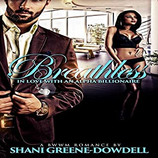 Breathless audiobook cover art
