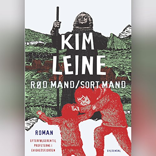 Rød mand/Sort mand audiobook cover art