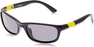 TFL Kids Wrap Sunglasses, 50 x 10 x 105 mm, Black