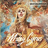Miley Cyrus 2021 Calendar: 12 Months 2021 wall calendar for Miley Cyrus
