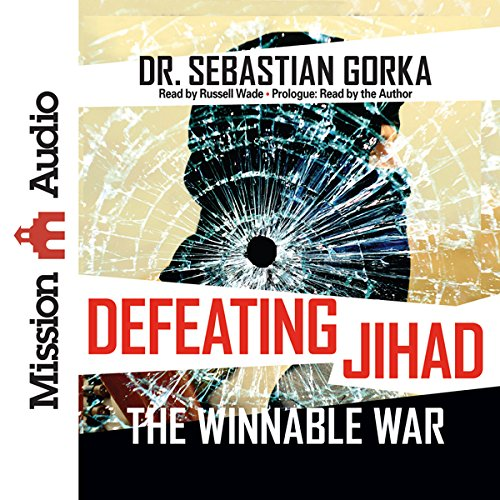 Defeating Jihad audiobook cover art