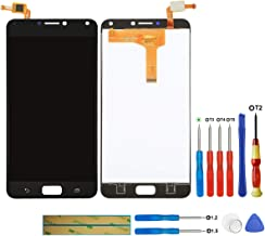 swark LCD Display Compatible with Asus ZenFone 4 Max ZC554KL 5.5 inch(Black Touch Screen Display + Tools