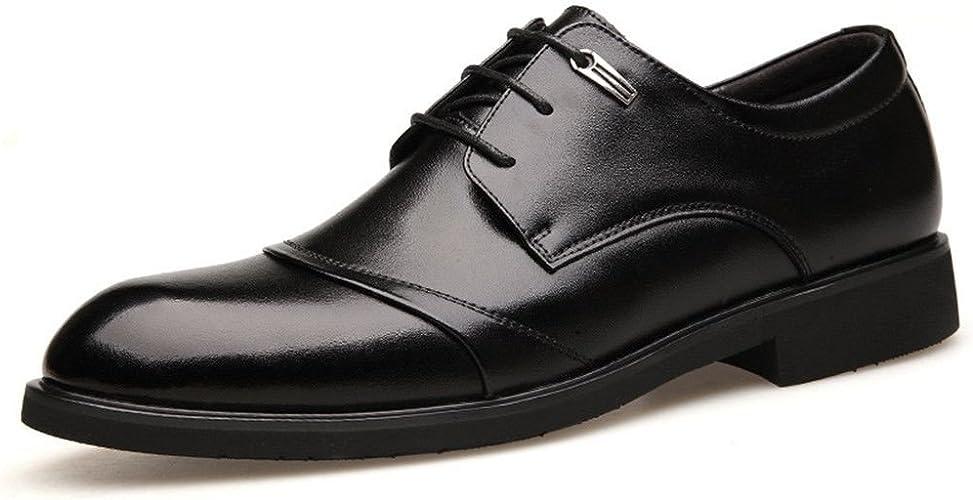 La mode masculine souliers, les hommes d'affaires de style britannique de chaussures, les chaussures de loisirs,noir,quarante - quatre