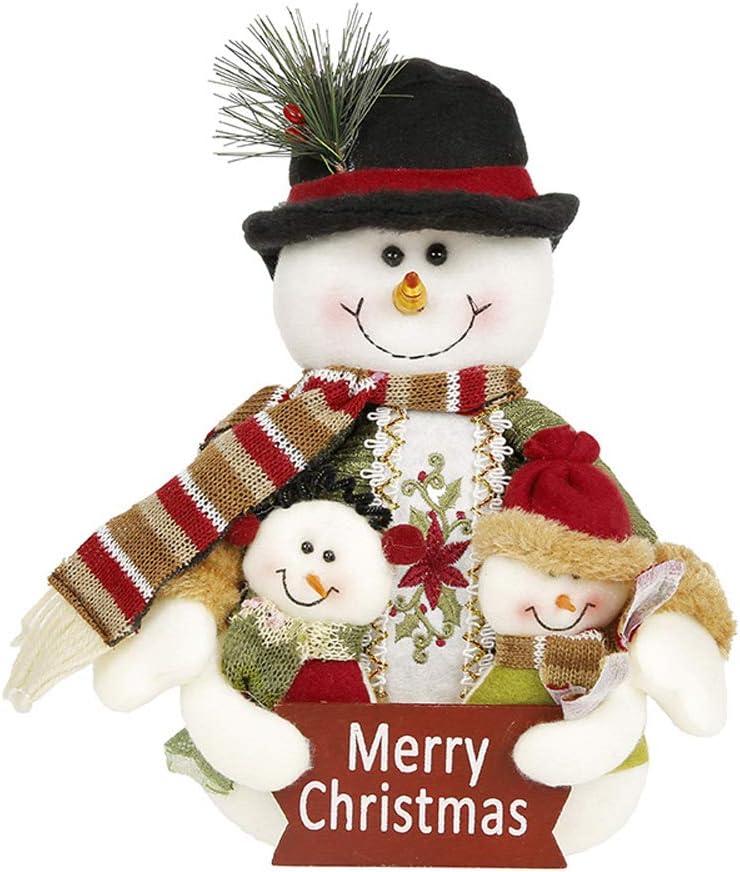 Rustic Snowman kids Hanging Lightbulbs Figurine