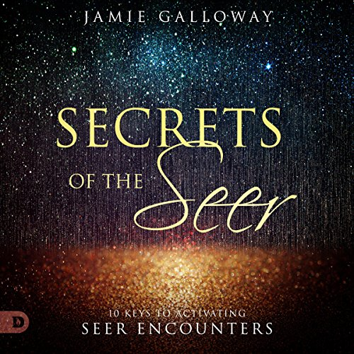 Secrets of the Seer audiobook cover art