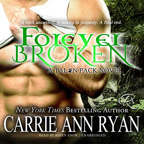 Forever Broken audiobook cover art