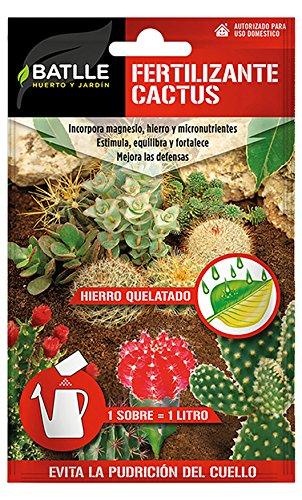 Fertilizzanti Cactus Semi Batlle 710600BOLS a 1L