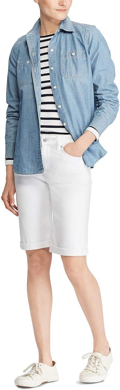 Lauren Ralph Lauren Petite Slim Fit Shorts