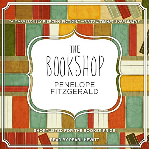 The Bookshop audiobook cover art