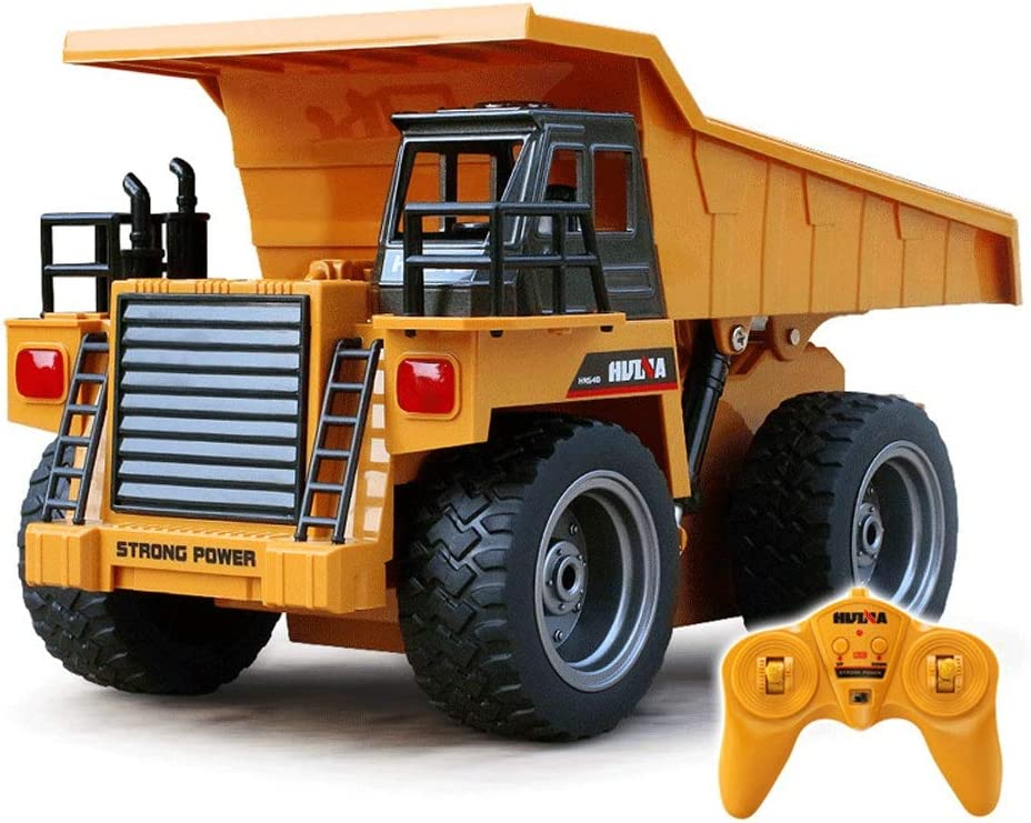 wangch Max 80% OFF 6 Road Selling rankings Simulation Transport D Control Remote Vehicle 2.4G
