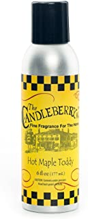 Candleberry Hot Maple Toddy Room Spray