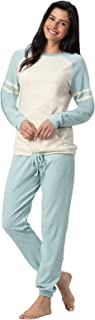 Addison Meadow Womens Pajamas Cotton - Jersey PJ Sets for Women, Sunday Funday