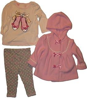 Kids Headquarters SHIRT ガールズ ベビー?ガールズ US サイズ: 12 Months カラー: ピンク