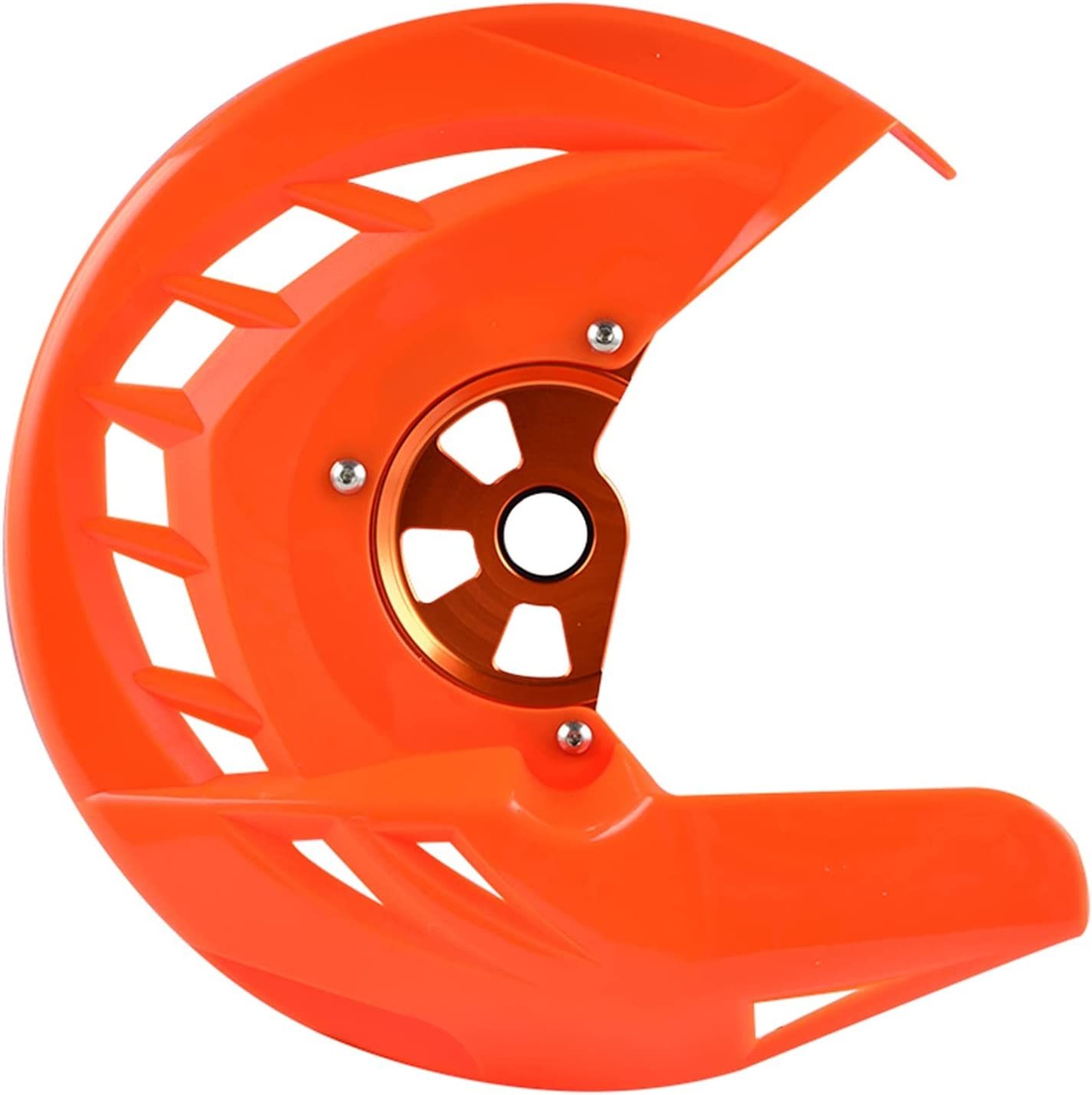 Front Brake Disc Guard Protector for K-T-M XC EXC SXF SX XCF Long Detroit Mall Beach Mall