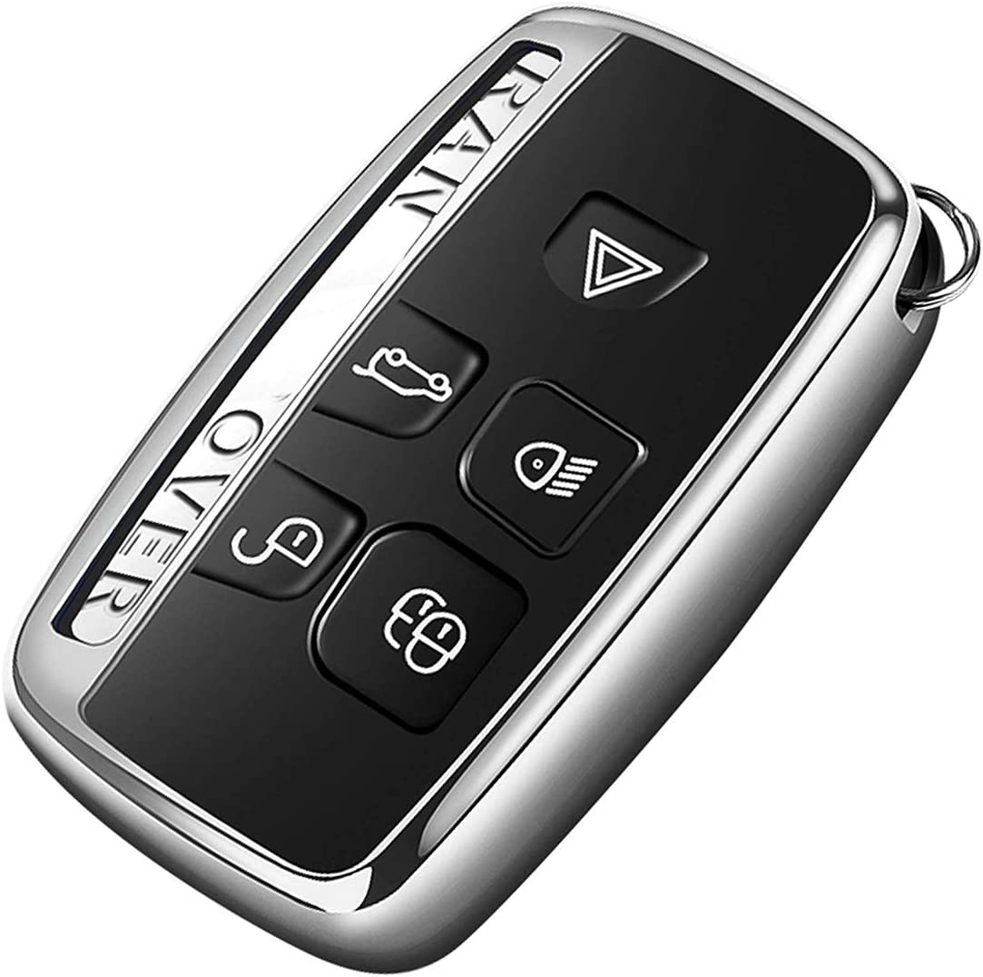 Max High quality 72% OFF Intermerge Key Fob Cover for Range Velar Rover Disc Evoque Sport