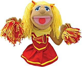 Melissa and Doug Cheerleader Puppet 2554 - Puppet and Puppet Theatre