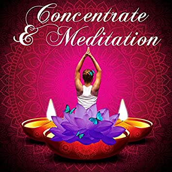 Concentrate & Meditation – Relaxation Music Zone