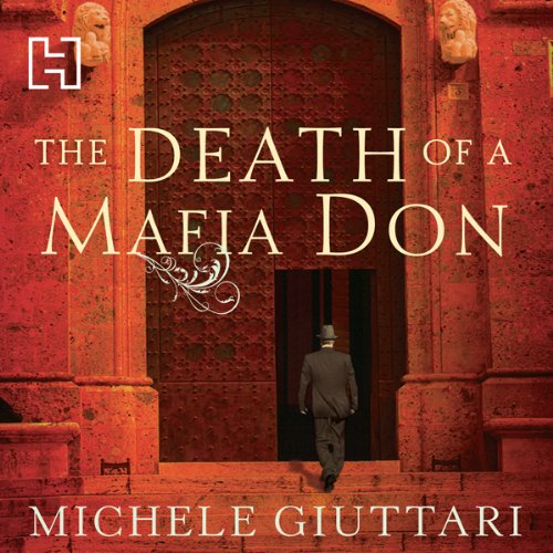 The Death of a Mafia Don audiobook cover art