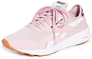 Reebok Women's Classic Nylon SP Sneakers, Classic Pink/White/Gum
