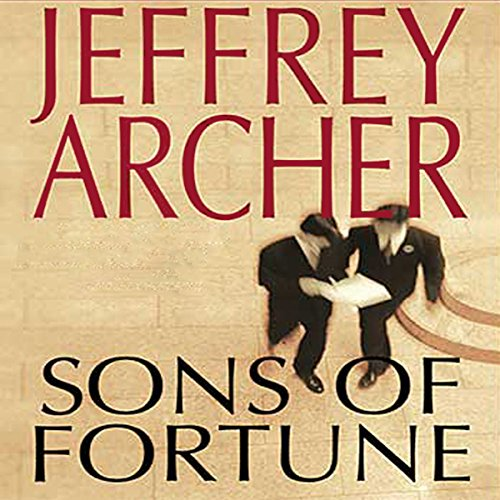 Sons of Fortune audiobook cover art