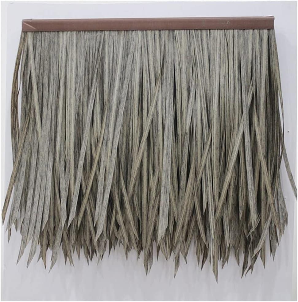 Artificial Thatch 2021 Tile Fake price Straw PE T Plastic PVC