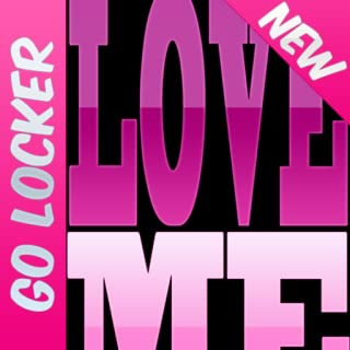 Amazon com: go launcher ex the me love pink app: Apps & Games