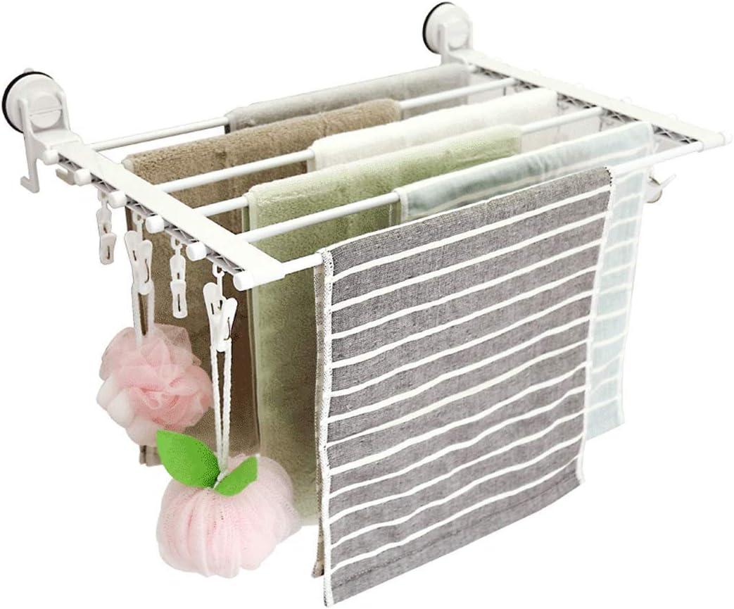 Popular overseas KONGZIR Folding Drying Rack Over item handling Hanging Fold Stretchable
