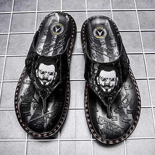 Towells pantoffels voor mannen slijtvast, antislip, gepersonaliseerde flip-flop voor buiten