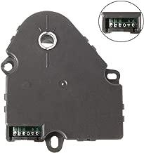 Blend Door Actuator Replaces OE NUMBER# 15-73989, 604-140, 20826182, 1573989 HVAC Air Door Actuator Fits Chevy Traverse 2009, 2010, 2011, 2012, GMC Acadia 2007-2012, Buick Enclave 2008-2012 - AC