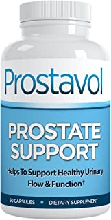 Prostavol Prostate Support Supplement (60 Capsules) - 30 Servings