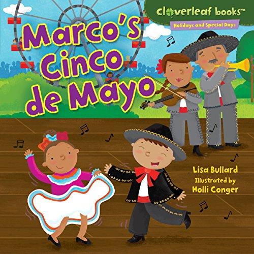 Marco's Cinco de Mayo copertina