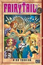 Fairy Tail - Tome 05 de Hiro Mashima