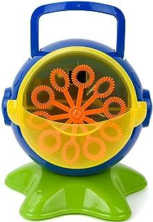 Summer Bubble Machine, Bubble Machine for Kids Octopus Bubble Machine Automatic Bubble Machine Hair Dryer Bathtub Childre...