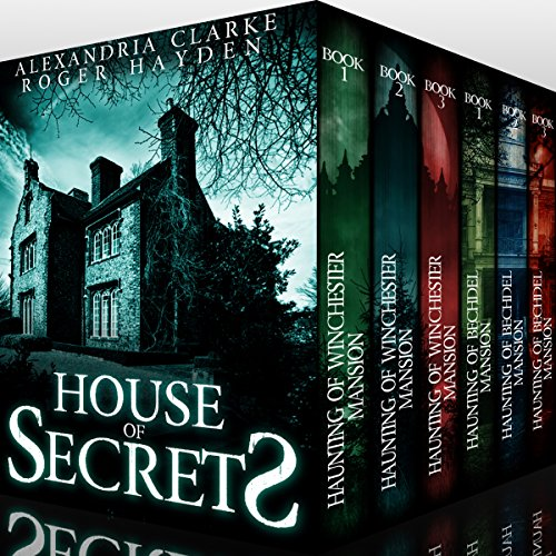 House of Secrets Super Boxset audiobook cover art